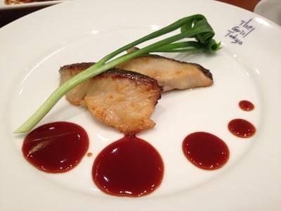 เมนูนี้เด็ดมากครับ เพื่อนเป็นคนสั่ง ผมเลยไม่รู้ชื่อ แนะนำให้สั่งครับ! ที่ ร้านอาหาร The Grill Tokyo