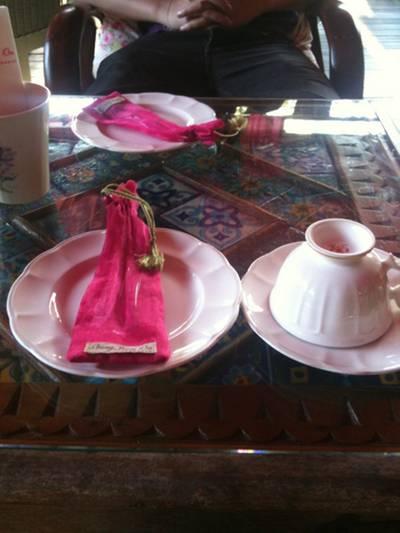 ร้านอาหาร Vieng Joom On Tea House เชียงใหม่