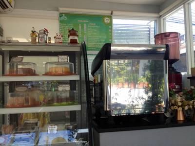 กาแฟ เคร่ืองด่ืมและเบเกอรี่ ที่ ร้านอาหาร My Aunt Bakery and Coffee