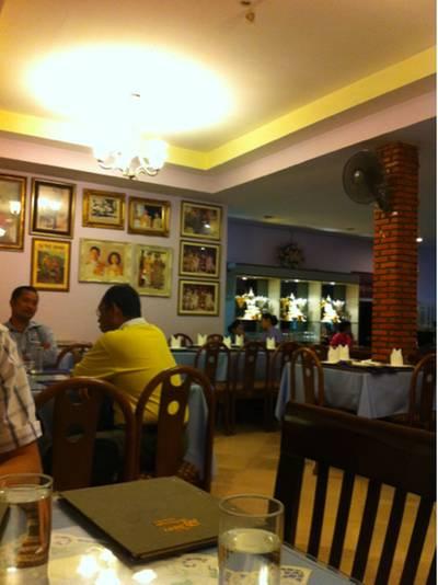 ร้านอาหาร สบันงา