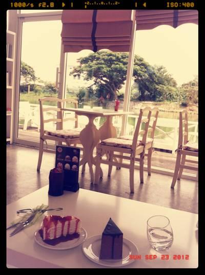 ร้านอาหาร Cup & Cake Pattaya sai 3