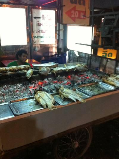 ร้านอาหาร ANN & CHAI เมี่ยงปลาเผา