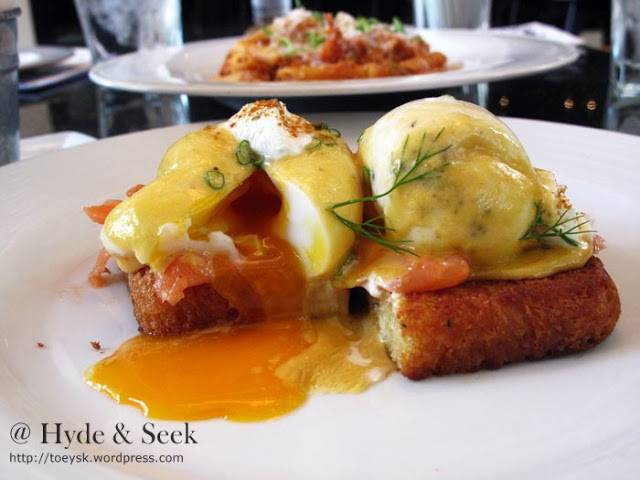 ร้านอาหาร Hyde & Seek Gastro Bar ลุมพินี