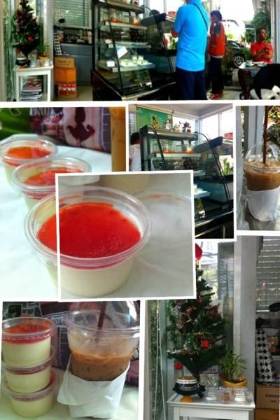 ร้านอาหาร My Aunt Bakery and Coffee