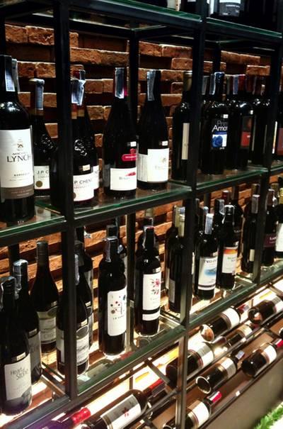 เพลิน ที่ ร้านอาหาร The NINE Wine&Dining | Wine Bar&Bistro Royal Place Condo Phuket