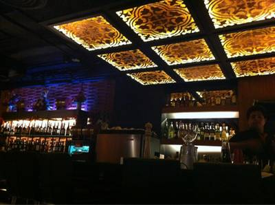 Hang Bar ที่ ร้านอาหาร The NINE Wine&Dining | Wine Bar&Bistro Royal Place Condo Phuket