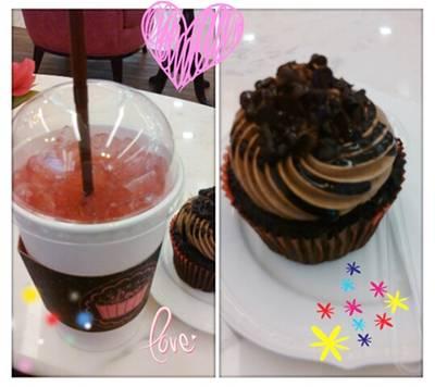 ร้านอาหาร Cupcake Love สยามพารากอน