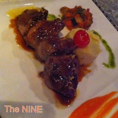 อกเป็ดซอสส้ม ที่ ร้านอาหาร The NINE Wine&Dining | Wine Bar&Bistro คอนโดรอยัลเพลส ภูเก็ต