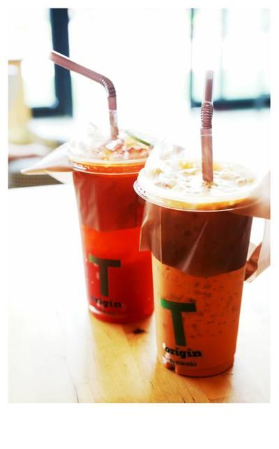 ร้านอาหาร T origin By Cha Pra Yom สามชัย