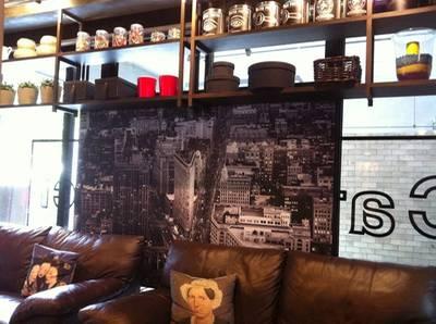 มุมกาแฟ ที่ ร้านอาหาร Caffe Undici