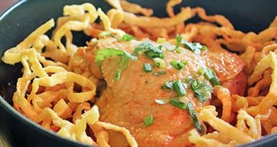 รสนิยม อาหารไทยจานเดียวแบบมีรสนิยม