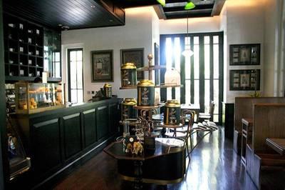 ร้านอาหาร Cafe Cha โรงแรม เดอะ สยาม