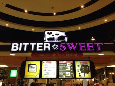 ร้านอาหาร Bitter Sweet The Mall Bangkhae