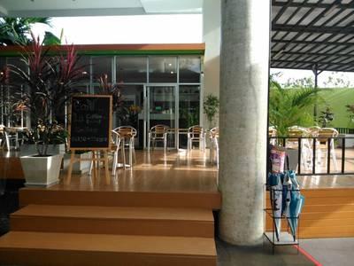 กาแฟอร่อยดี ที่ ร้านอาหาร โรงแรมอีโค่อินน์
