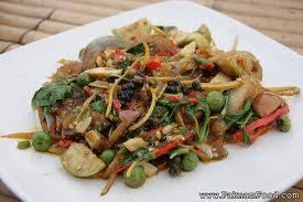 เผ็ดและอร่อยมากๆอันนี้แหละครับ ที่ ร้านอาหาร ครัวริมน้ำ บ้านไร่จอมทองรีสอร์ท บ้านไร่ จอมทองรีสอร์ท