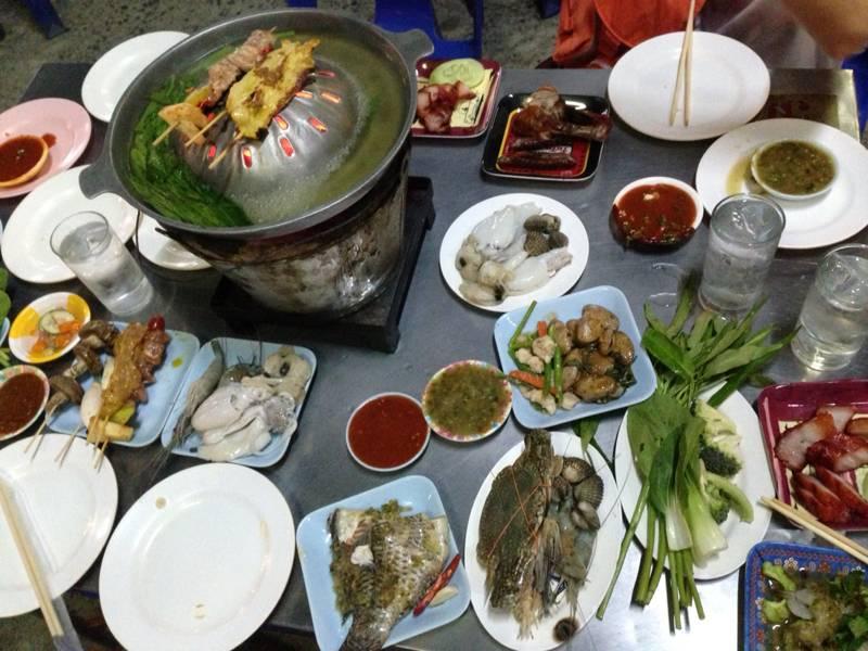 อาป๋ากุ้งย่างเกาหลี สาขา 23
