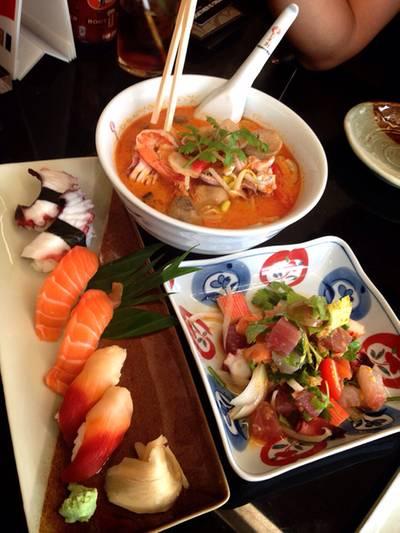 อร่อยๆ ที่ ร้านอาหาร Nippon Kai ดิเอ็มโพเรียม