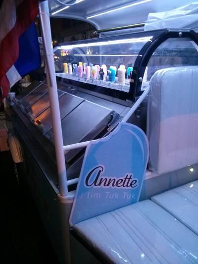 ร้านอาหาร Annette i tim Tuk Tuk