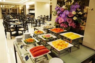 ร้านอาหาร รจนา โรงแรมแมนดาริน