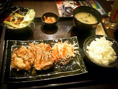 ร้านอาหาร Yayoi Immagine Village Bu