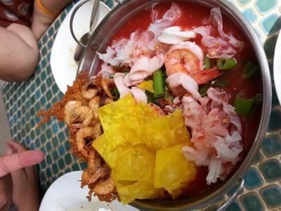 ร้านอาหาร The Sea Market Hua Hin