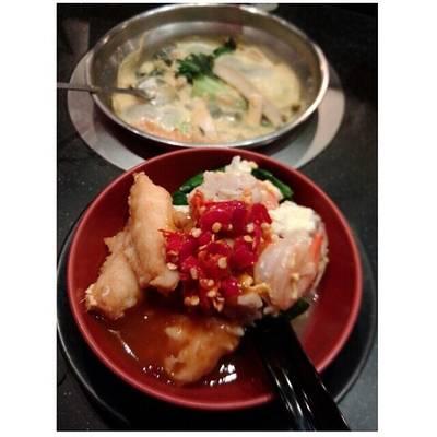 ชาบู ชาบู ที่ ร้านอาหาร Shabushi บิ๊กซีบางพลี ชั้น 2