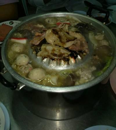ร้านอาหาร นินจาหมูย่างเกาหลี พัทยาใต้