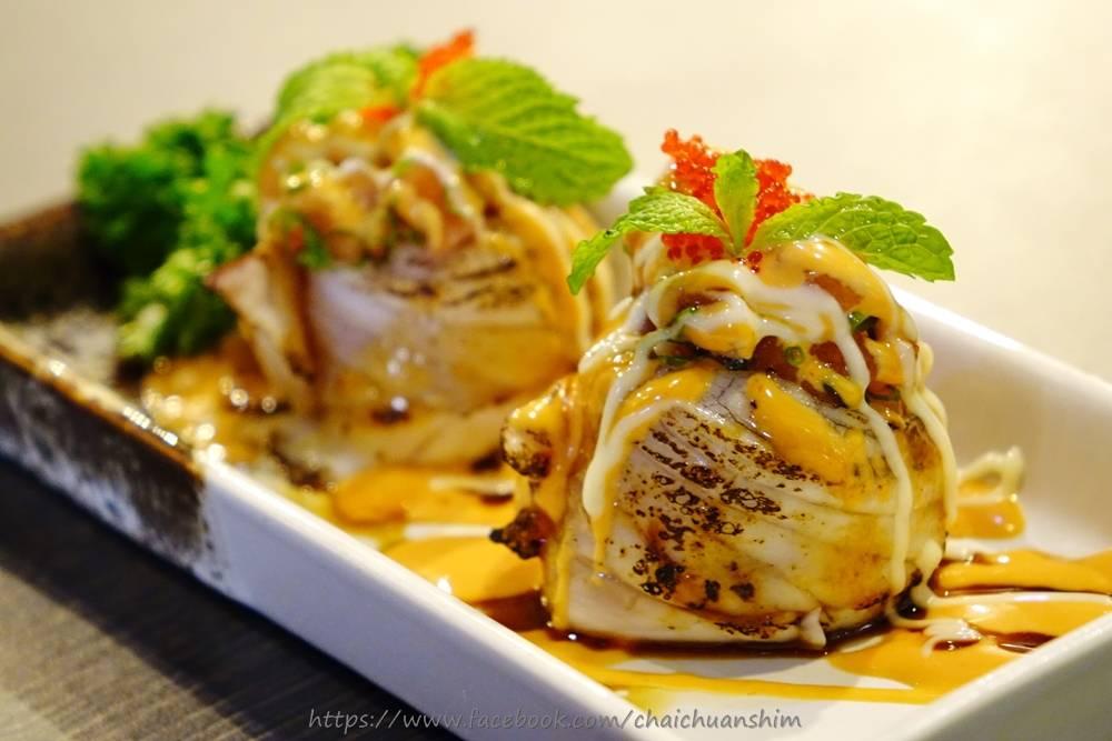 Jiro Raw bar & grill โรงแรม แมนฮัตตัน