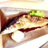 ปลาซัมมะย่างซีอิ๊ว