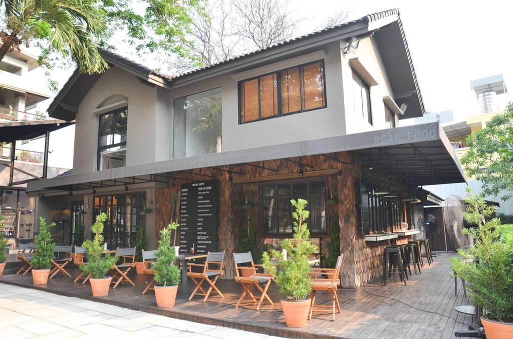 ร้านอาหาร Kiosk Cafe