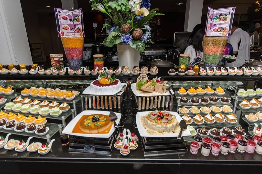 Sila Restaurant @ Bangsaen Heritage Hotel
