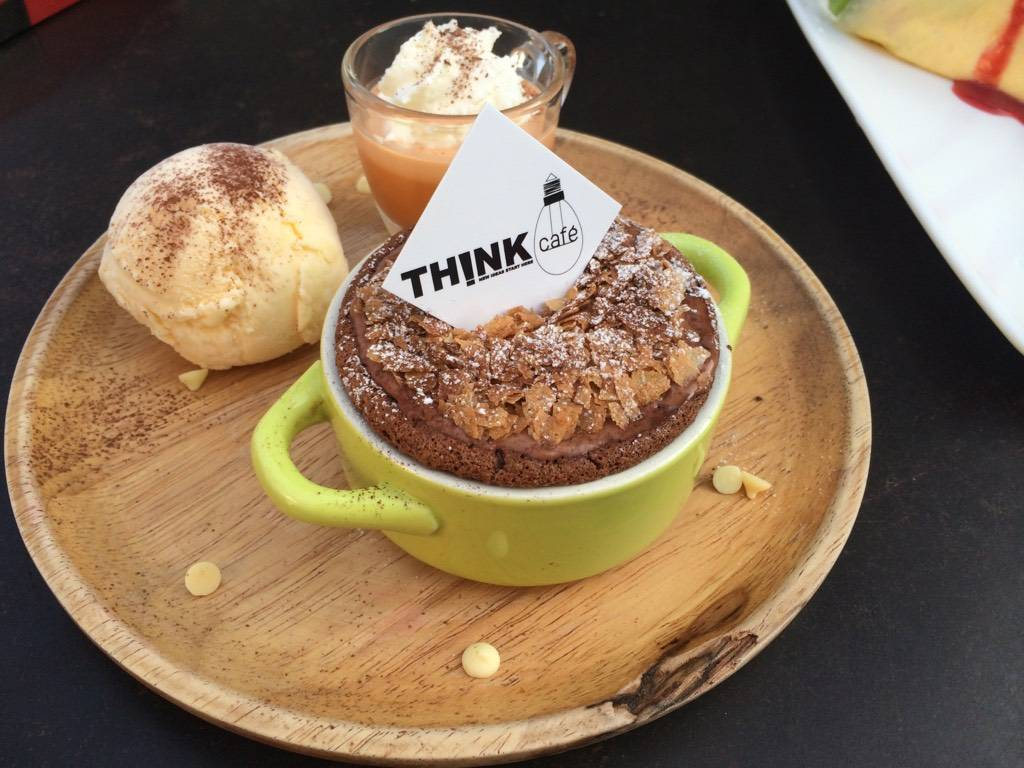 Think Cafe @ THE BLOC