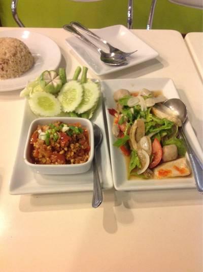 ร้านอาหาร Spa Foods Restaurant พระราม 9