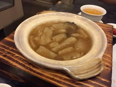 ซุปเยื่อไผ่ ที่ ร้านอาหาร หลิวเซียงฟง The Promenade