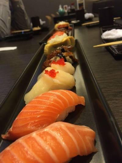 ร้านอาหาร Jiro Raw bar & grill โรงแรม แมนฮัตตัน
