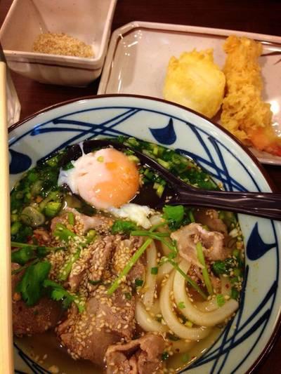 ร้านอาหาร Marugame Seimen (มารุกาเมะ เซเมง) The Promenade