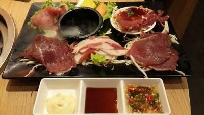 ร้านอาหาร Miyabi Japanese Buffet ซีคอน สแควร์