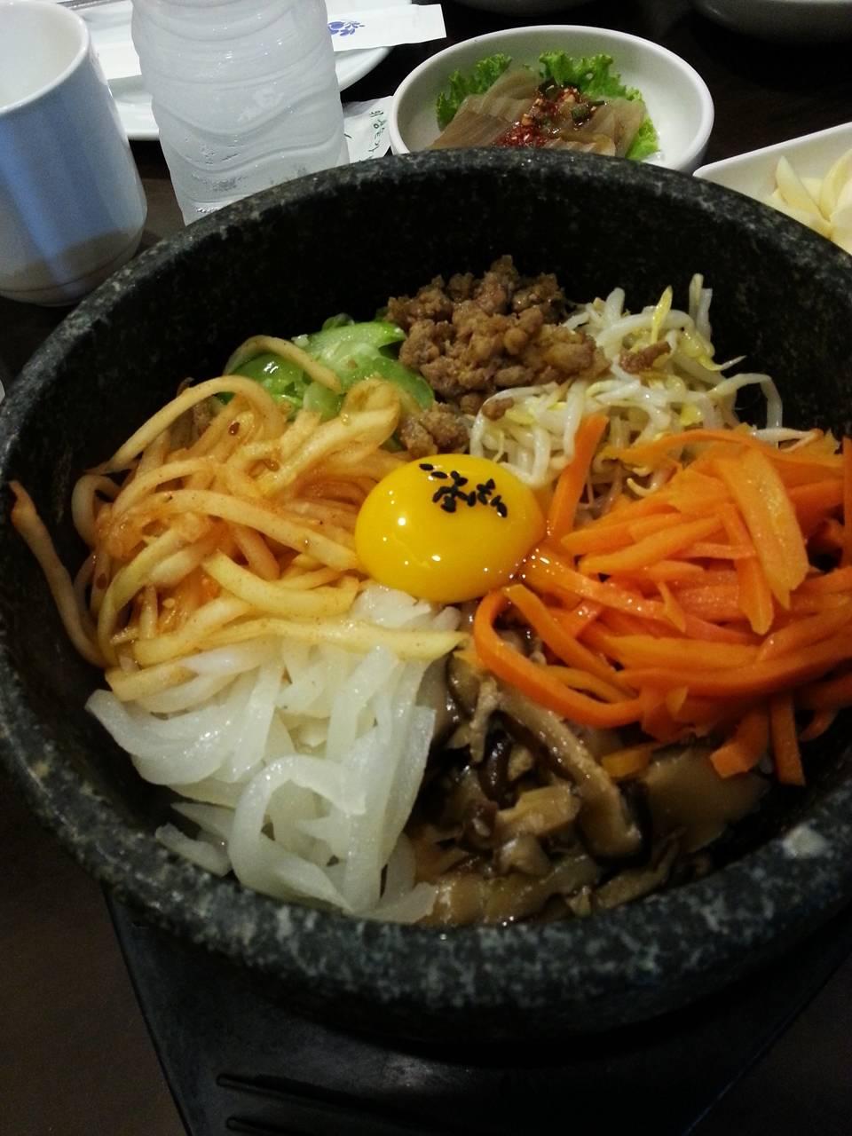 ร้านอาหาร Myeong Ga