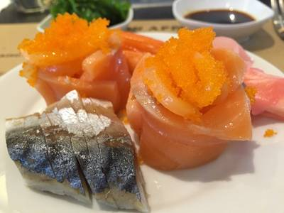 ร้านอาหาร Gustoso International Buffet Central World
