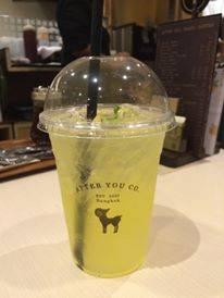 น้ำส้มโอ ที่ ร้านอาหาร After You Dessert Cafe J Avenue