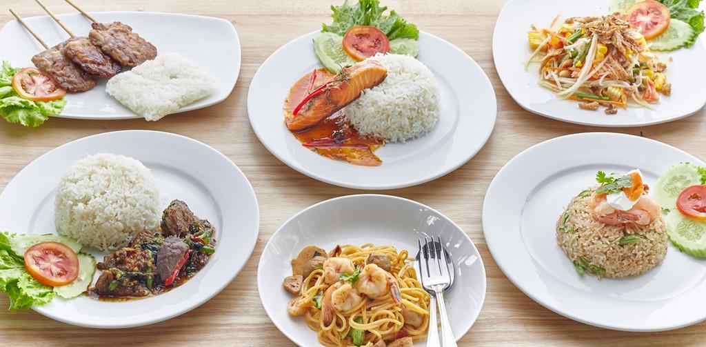 """ถูกปาก ถูกใจ """"หอมมะลิ"""" ร้านอาหารไทยจานด่วนบรรยากาศดูดีมีสไตล์"""