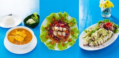 อาหารทะเลสดๆ รสชาติไทยๆ ในบรรยากาศรับลมเย็นทุกองศา ที่ ครัวตังเก