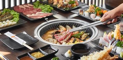จัดหนัก! เอาให้ฟิน! ที่ Tenjo Sushi & Yakiniku Premium Buffet