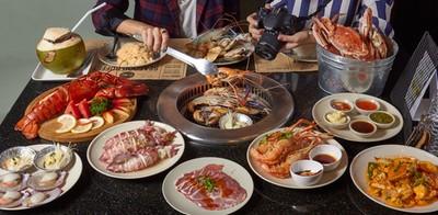 ตบะแตก!! Seafood Buffet 599+ กินกันจุใจนาน120 นาที@Seayou Seafood[Ad]