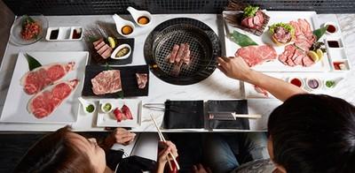 """สวรรค์คนรักเนื้อวากิวแดนโตเกียวแค่เห็นตาก็วาว """"Yakiniku Zeniba""""[Ad]"""