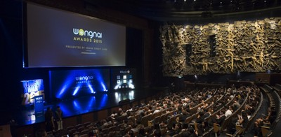 """ประกาศผลรางวัล """"Wongnai Awards 2015 Presented by Kbank Credit Card"""""""