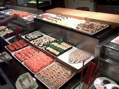 ร้านอาหาร Daiichi Japanese Restaurant Emerald Hotel