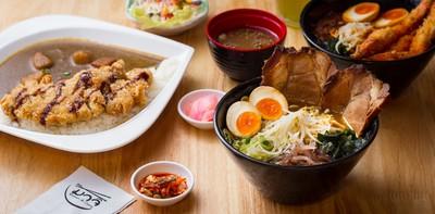 """อาหารญี่ปุ่นที่รังสรรค์รสชาติเพื่อคนไทย! """"Machi"""" Ramen & Curry"""