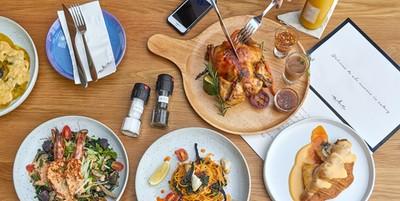 ดื่มด่ำอาหารฟิวชั่นในเรือนกระจกสุดชิค! ที่ ABC Essence in Eatery [Ad]