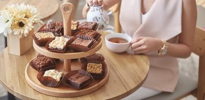 บราวนี่เนื้อหนุบหนับ! ฉ่ำช็อกโกแลตแท้เต็มคำ@Sweet Treats by Som [Ad]
